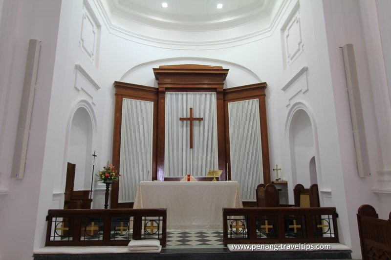 Altar of the St George's Church
