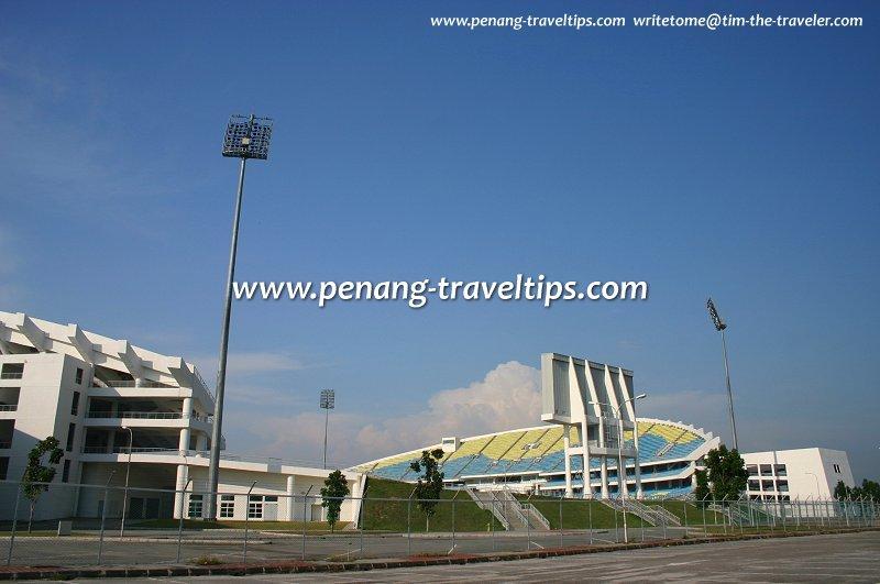 Stadium Negeri Pulau Pinang, Batu Kawan
