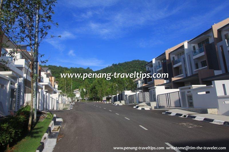 Sunway Merica, one of the housing estates in Sungai Ara