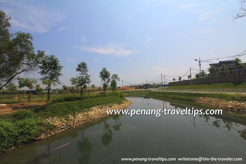 Sungai Gelugor, Penang