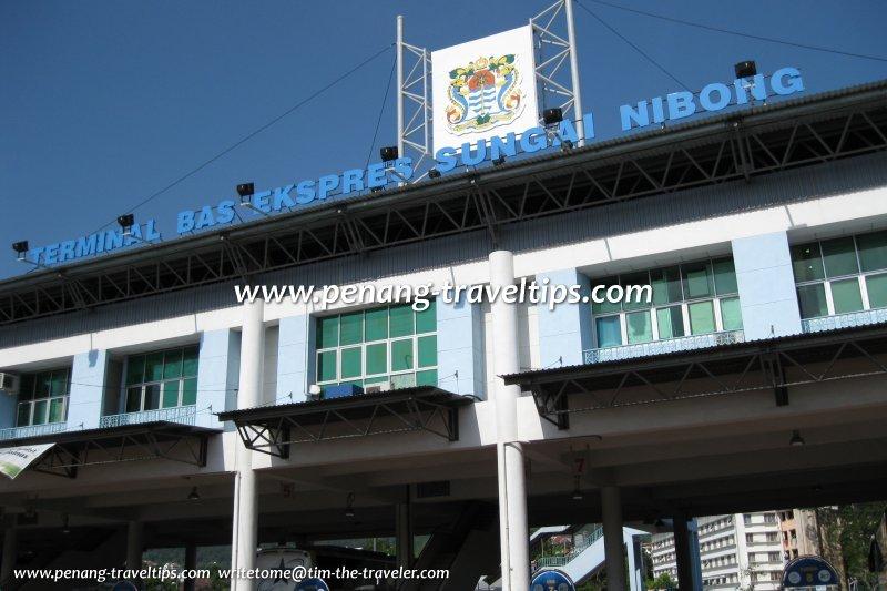 Sungai Nibong Express Bus Terminal