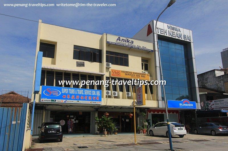 Travel Agencies in Penang