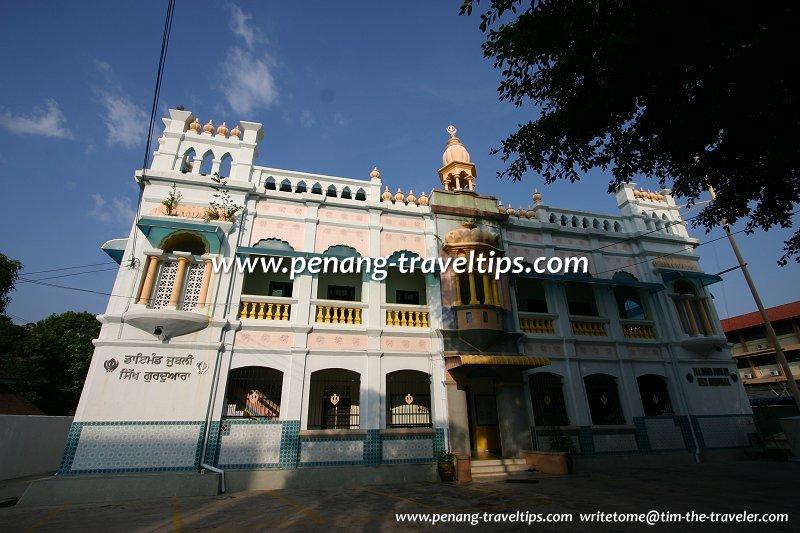 Wadda Gurdwara Sahib, Brick Kiln Road, Penang