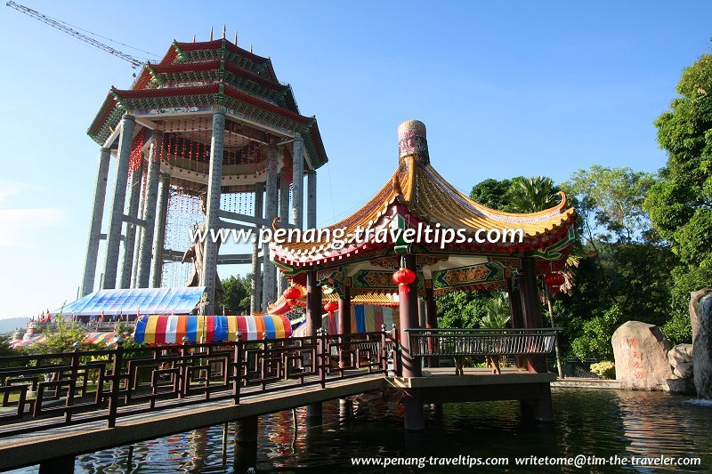 Water Pavilion, Kek Lok Si