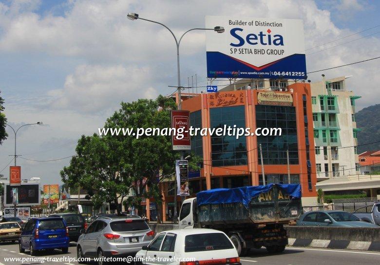 Wisma Binjul, Tanjong Tokong, Penang