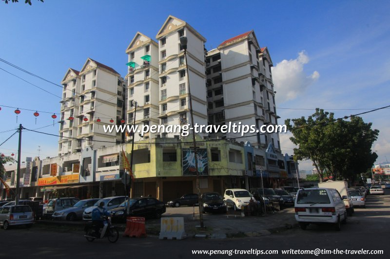 Wisma KGN (Taman Harbour View), Weld Quay, Penang