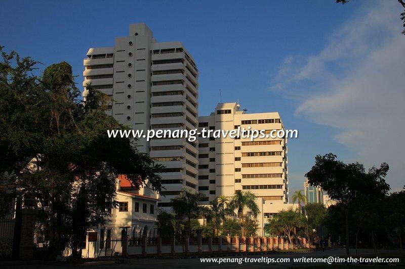 Wisma Penang Garden, George Town