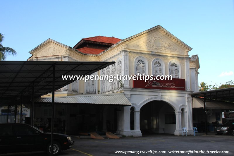 Yeoh Cheang Seng Villa, George Town, Penang